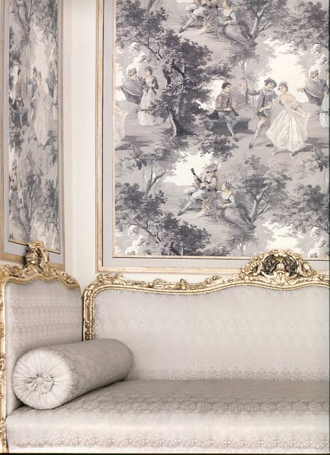 Grand Chateau 3 Wallpaper Gc29835 By Norwall For Galerie